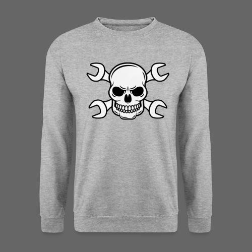 MEKKER SKULL - Herre sweater