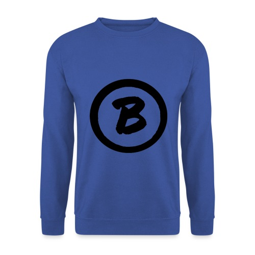 bluezed_ zwart - Sweat-shirt Unisex
