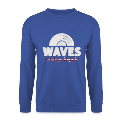 WAVES - Winter break - Felpa unisex