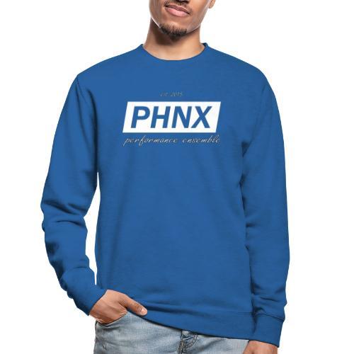 PHNX /#white/ - Unisex Pullover