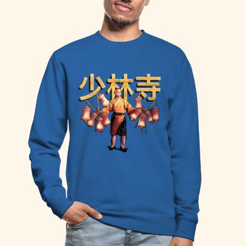 Shaolin Warrior Monk - Unisex sweater