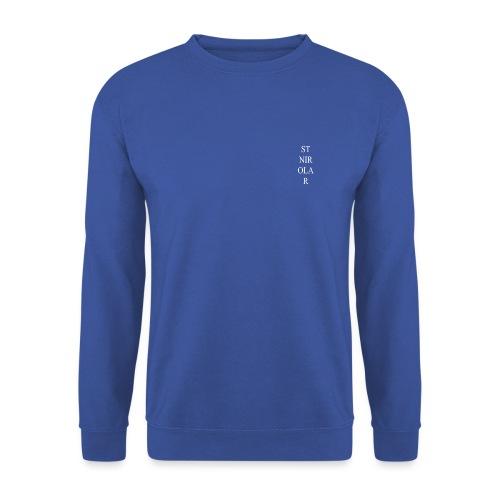 St Nirolar LOGO WIT - Unisex sweater