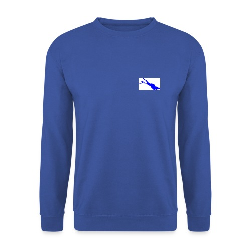 see 8x45 120dpi blau - Unisex Pullover
