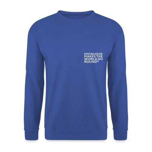 Knowledge - Männer Pullover