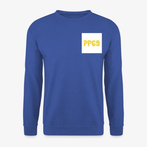 Pugs Plays69 Logo - Men's Sweatshirt