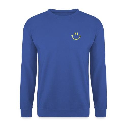 ptb smiley face - Men's Sweatshirt