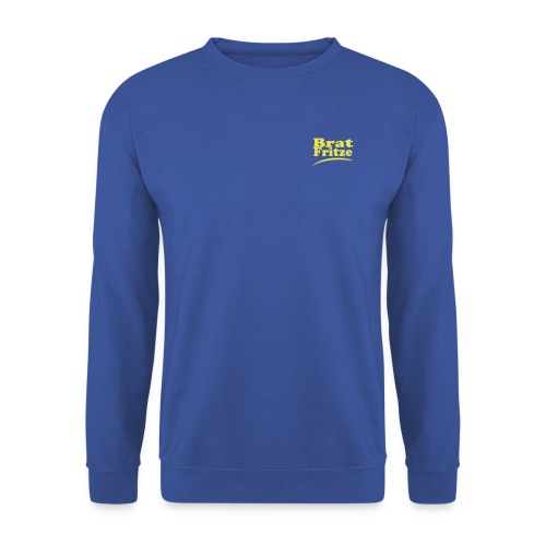bratfritze - Unisex Pullover