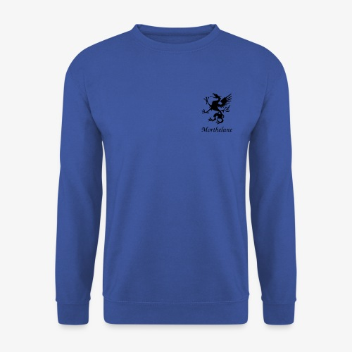 Griffon Morthelune - noir - Sweat-shirt Unisex