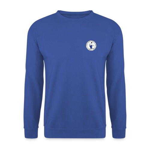 logo circulaire - Sweat-shirt Homme