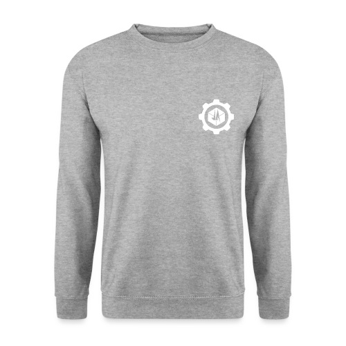 Jebus Adventures Cog White - Men's Sweatshirt