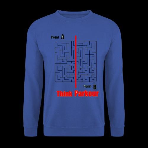 maze - Men's Sweatshirt