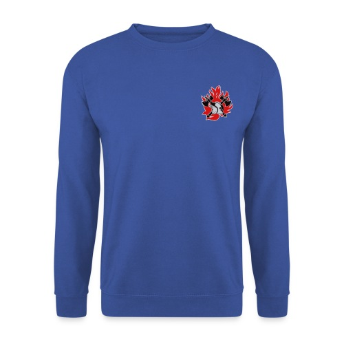 brandweerlogo - Mannen sweater