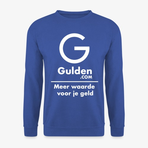 NLG - Gold Cryptocurrency - Early Adopter - Men's Sweatshirt
