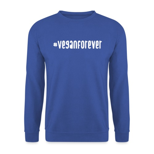 veganforever - Men's Sweatshirt