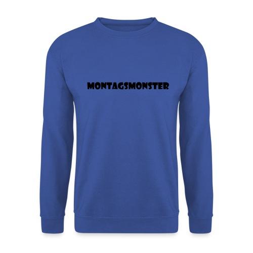 Montagsmonster - Unisex Pullover