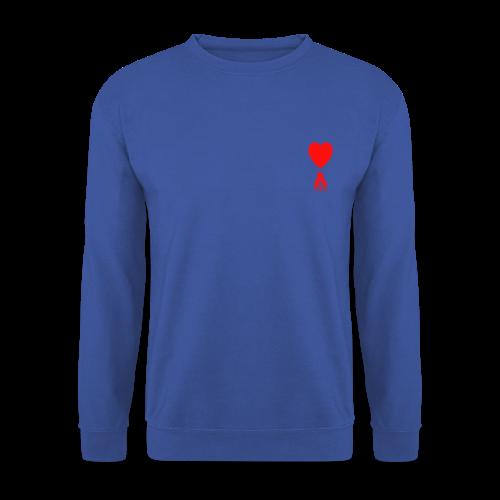 HERZ ASS - Männer Pullover
