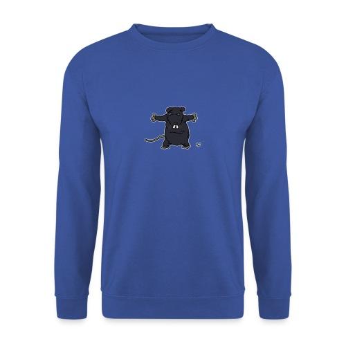 Henkie the Plush Rat - Sweat-shirt Homme