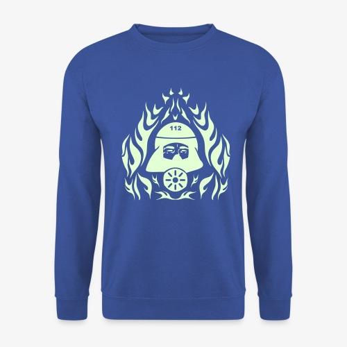 Atemschutz Flamme - Männer Pullover