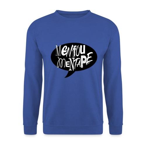 La bulle MENFOUMENTAPE by Alice Kara - Sweat-shirt Homme