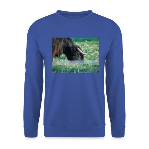 A highland cow - Unisex Sweatshirt