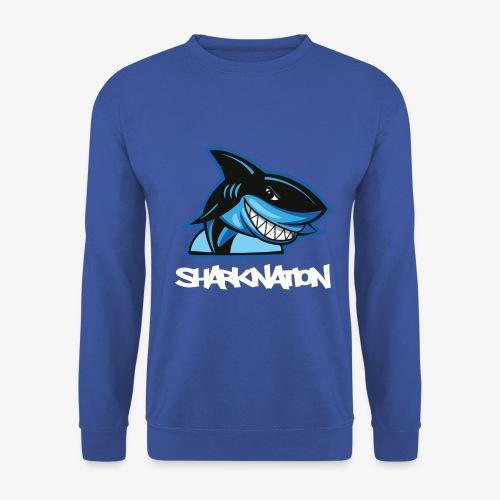 SHARKNATION / White Letters - Unisex sweater