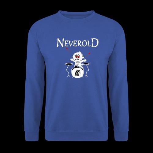 LOGO NEVEROLD - Sweat-shirt Homme