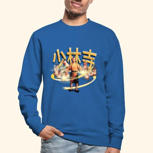 Gordon Liu as San Te - Warrior Monk - Unisex sweater