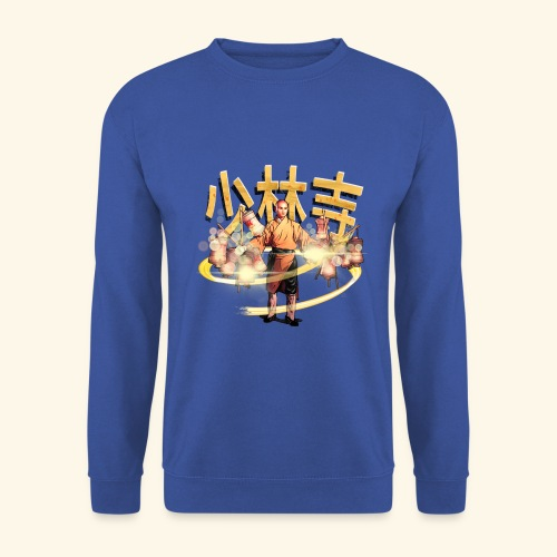 Gordon Liu som San Te - Warrior Monk - Unisex sweater