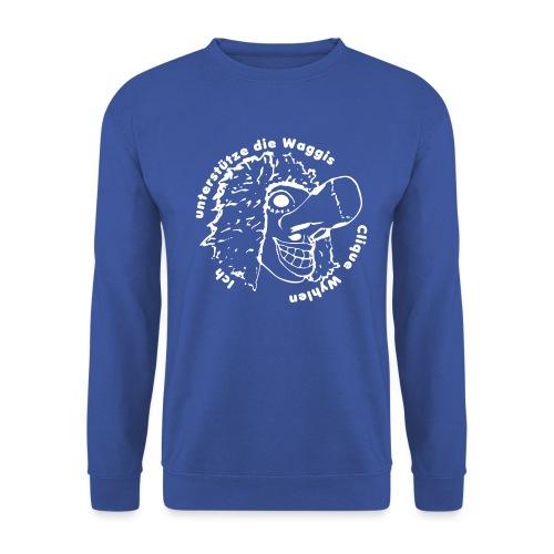 Foto1 2 Logo 80er Kontur Support - Männer Pullover