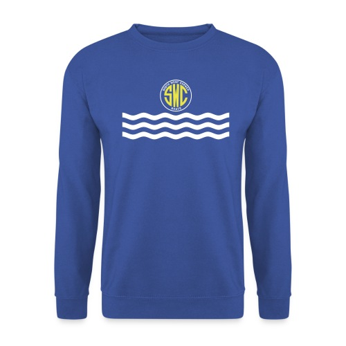 swc waves revised - Unisex Sweatshirt