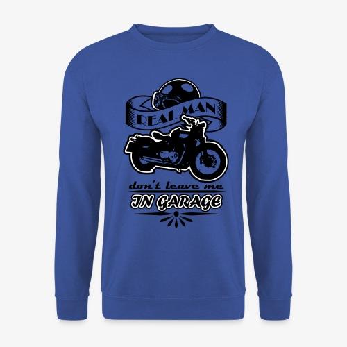 biker style - Felpa da uomo