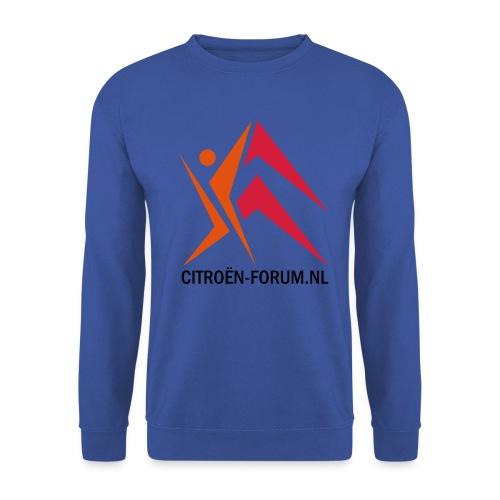 logo cfnl groot - Unisex sweater