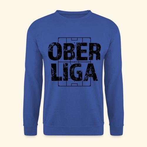 OBERLIGA im Fußballfeld - Männer Pullover