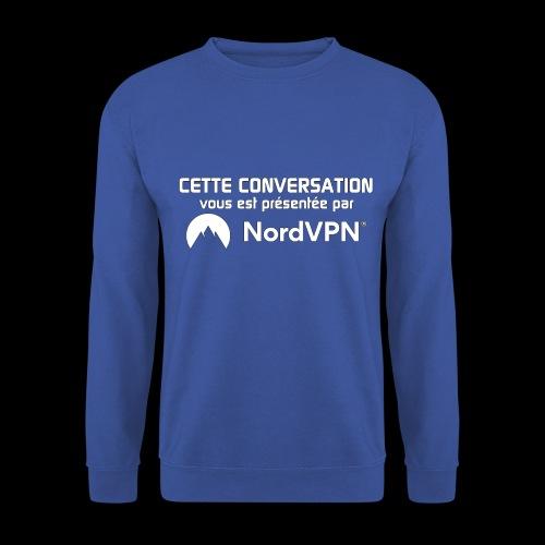NordVPN - Sweat-shirt Unisexe