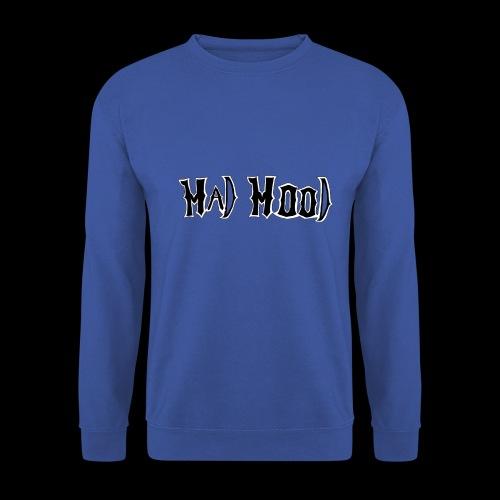 mad mood logo - Männer Pullover