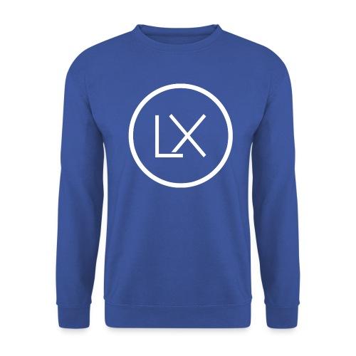 LX white gif - Sudadera unisex