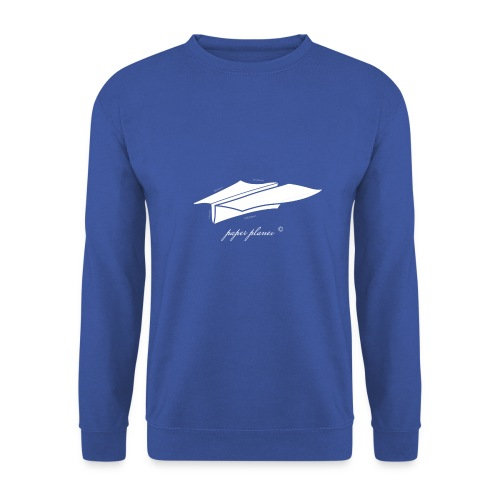 Paper Planes Blueprint - Mannen sweater