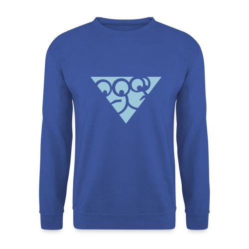 Aussenseiter-Shirt (Schwarz-Gelb) - Unisex Pullover