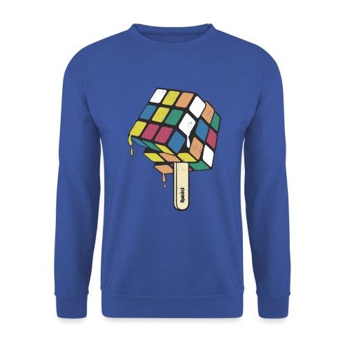 Rubik's Cube Ice Lolly - Unisex Sweatshirt
