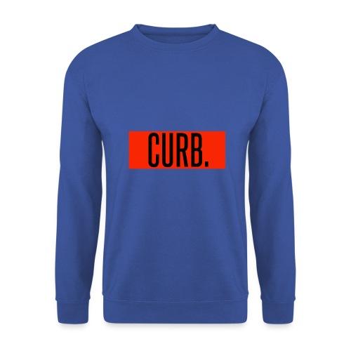 CURB red - Männer Pullover