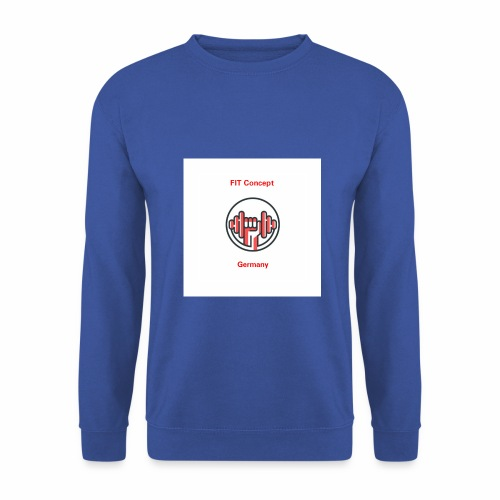 FIT Concept Germany Logo+Beschriftung - Männer Pullover