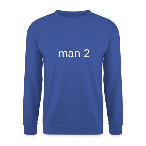 Man 2 - Unisex sweater