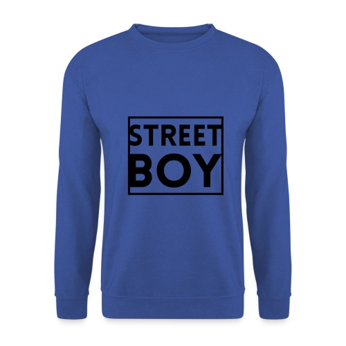 street boy - Sweat-shirt Homme