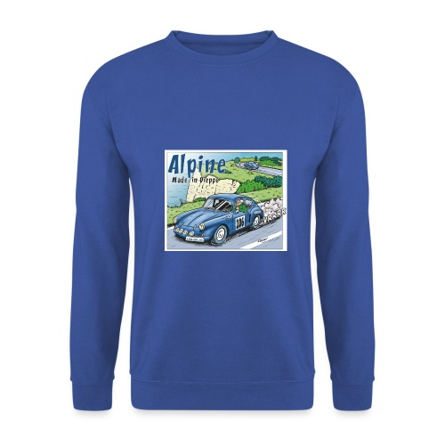 Polete en Alpine 106 - Sweat-shirt Homme