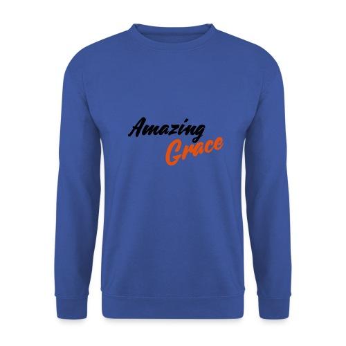 amazing grace - Sweat-shirt Homme