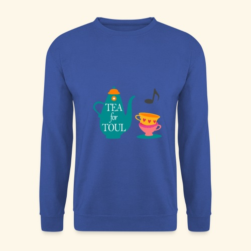 Tea for Toul - Sweat-shirt Homme