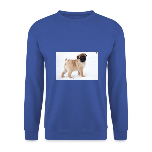 walker family pug merch - Men's Sweatshirt