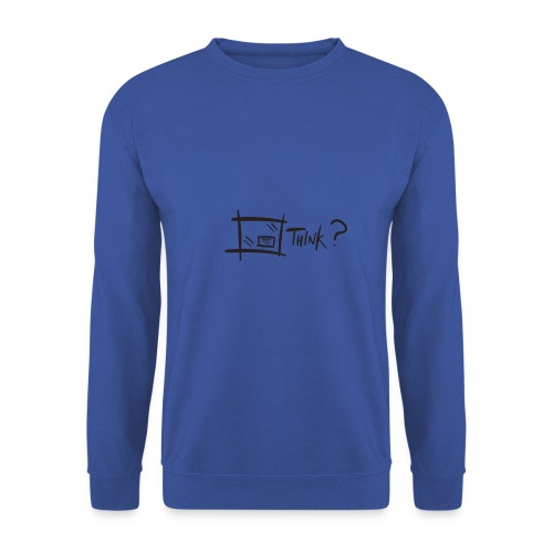 Think Outside The Box - Men's Sweatshirt