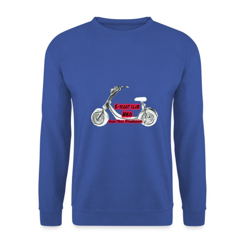Neorider Scooter Club - Sweat-shirt Homme