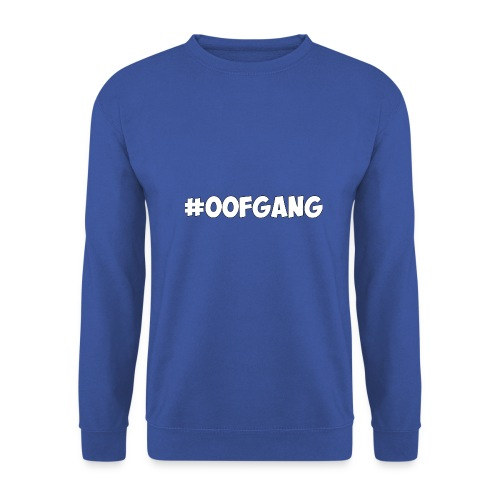 #OOFGANG MERCHANDISE - Men's Sweatshirt
